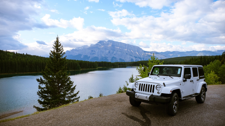 Cascade Ponds, Alberta