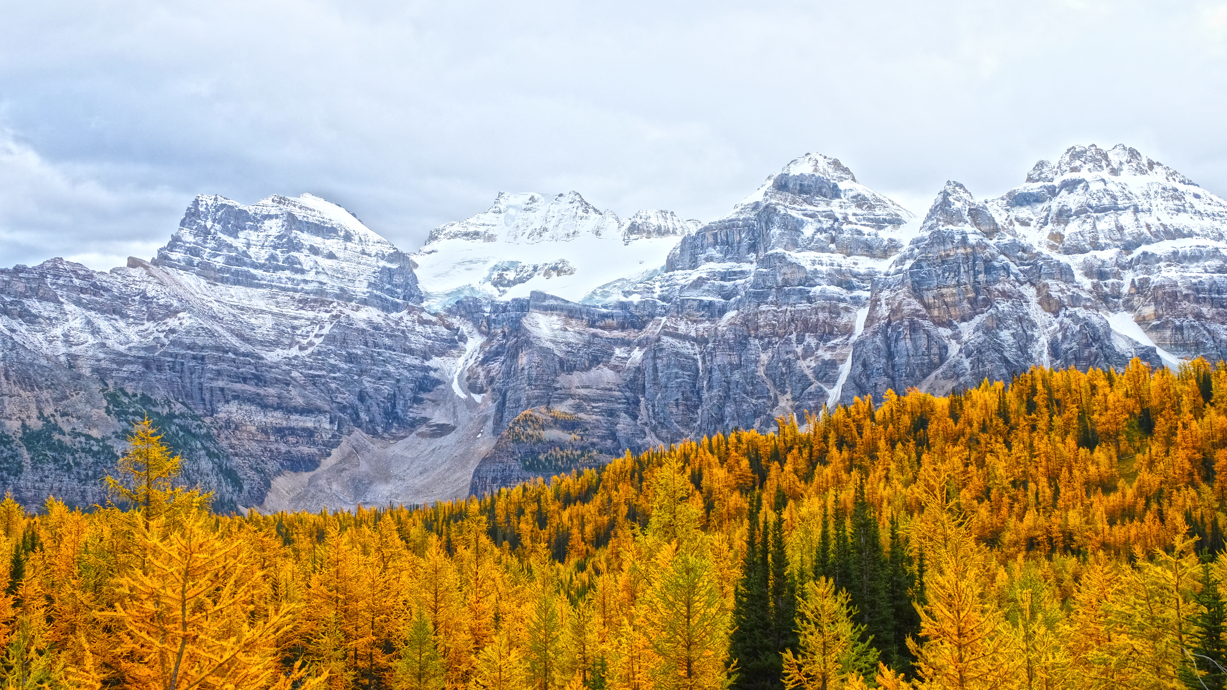 Larch Valley, Moraine Lake, Banff