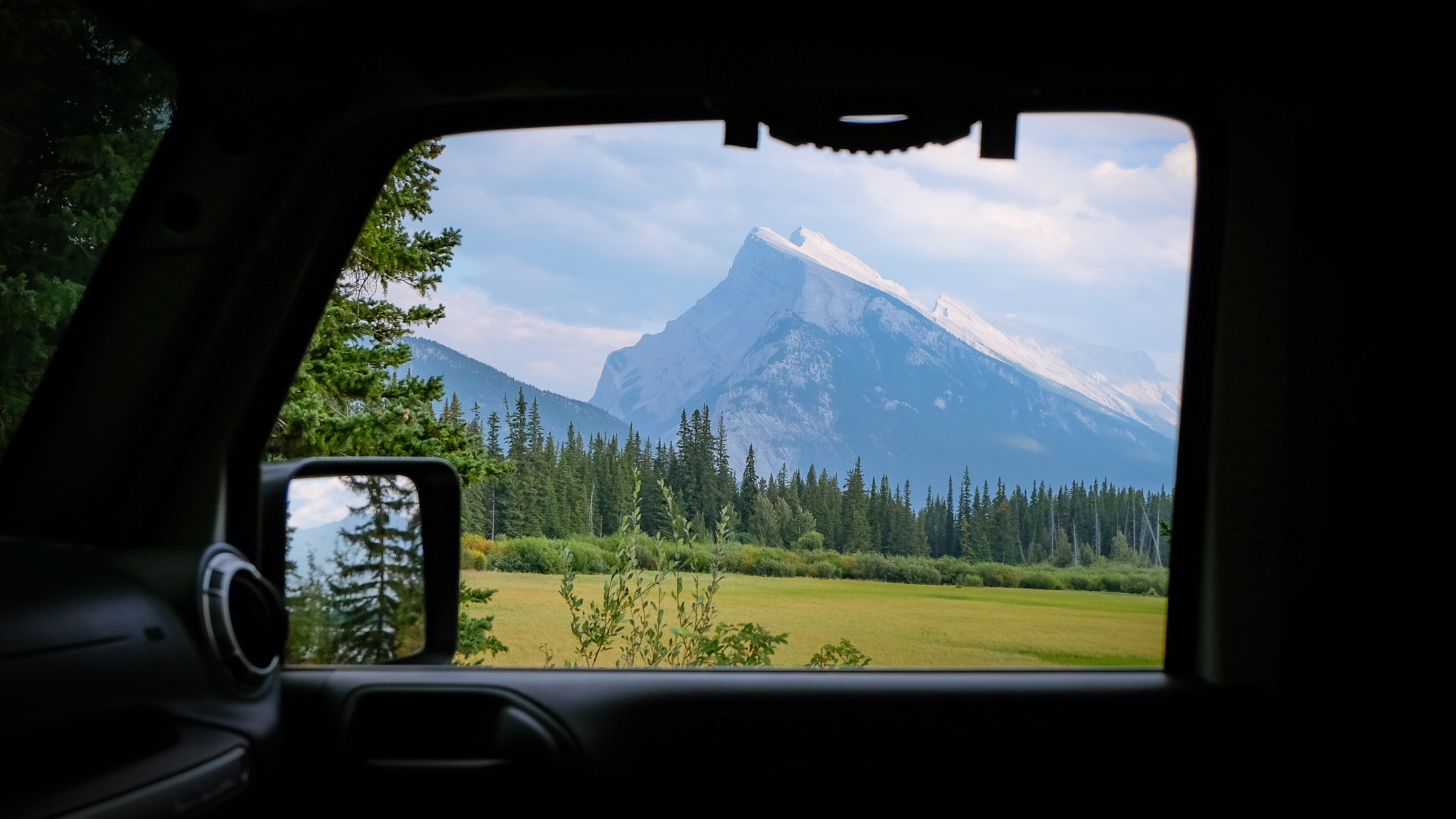 Mount Rundle, Banff