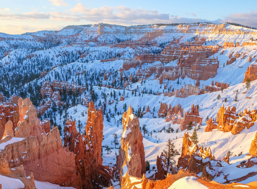 A Google Maps itinerary of the best Southern Utah spots for adventure