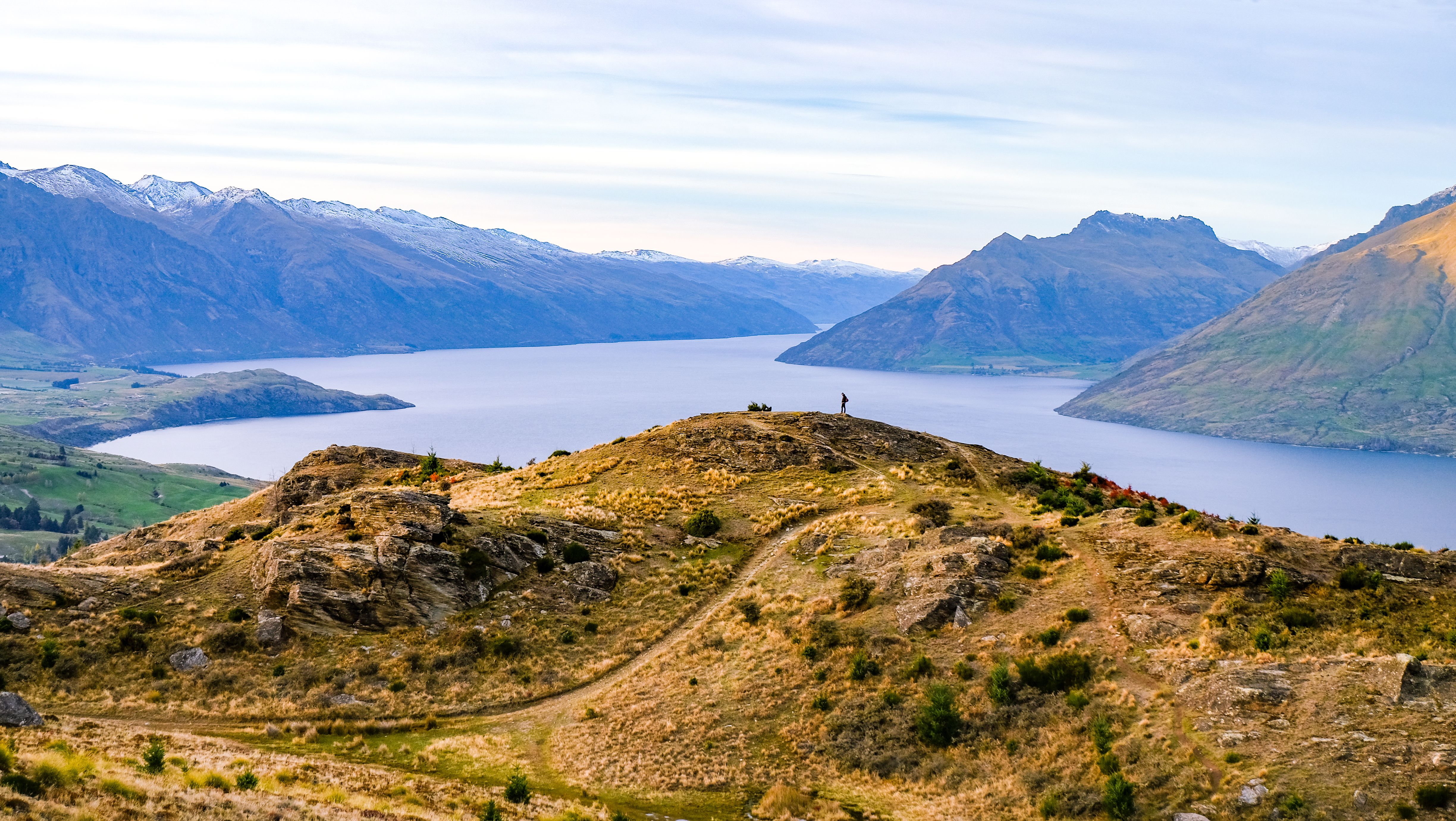 Queenstown Hill, New Zealand