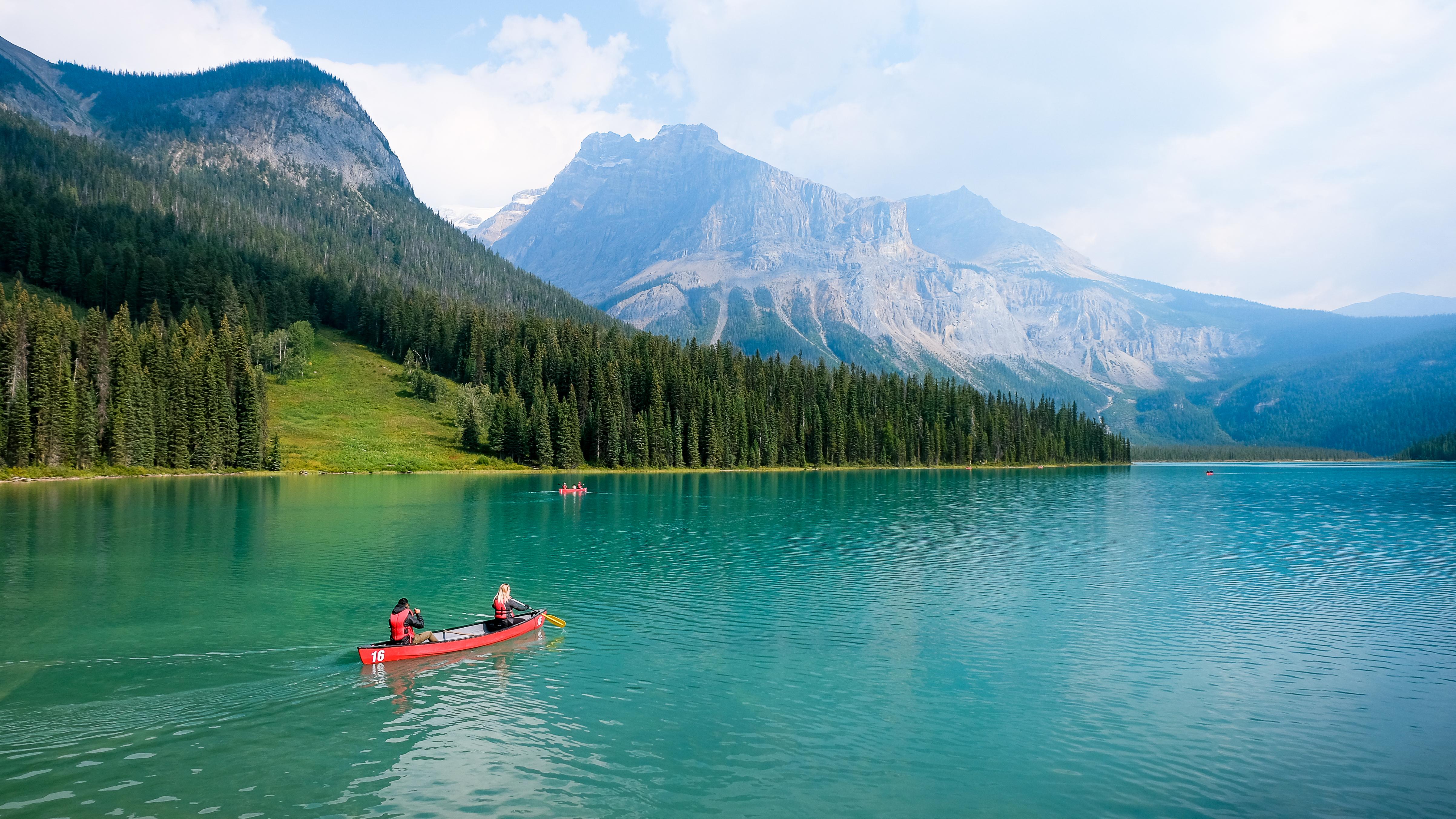Emerald Lake, B.C.