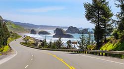 Scenic 101 Highway, Oregon Coast