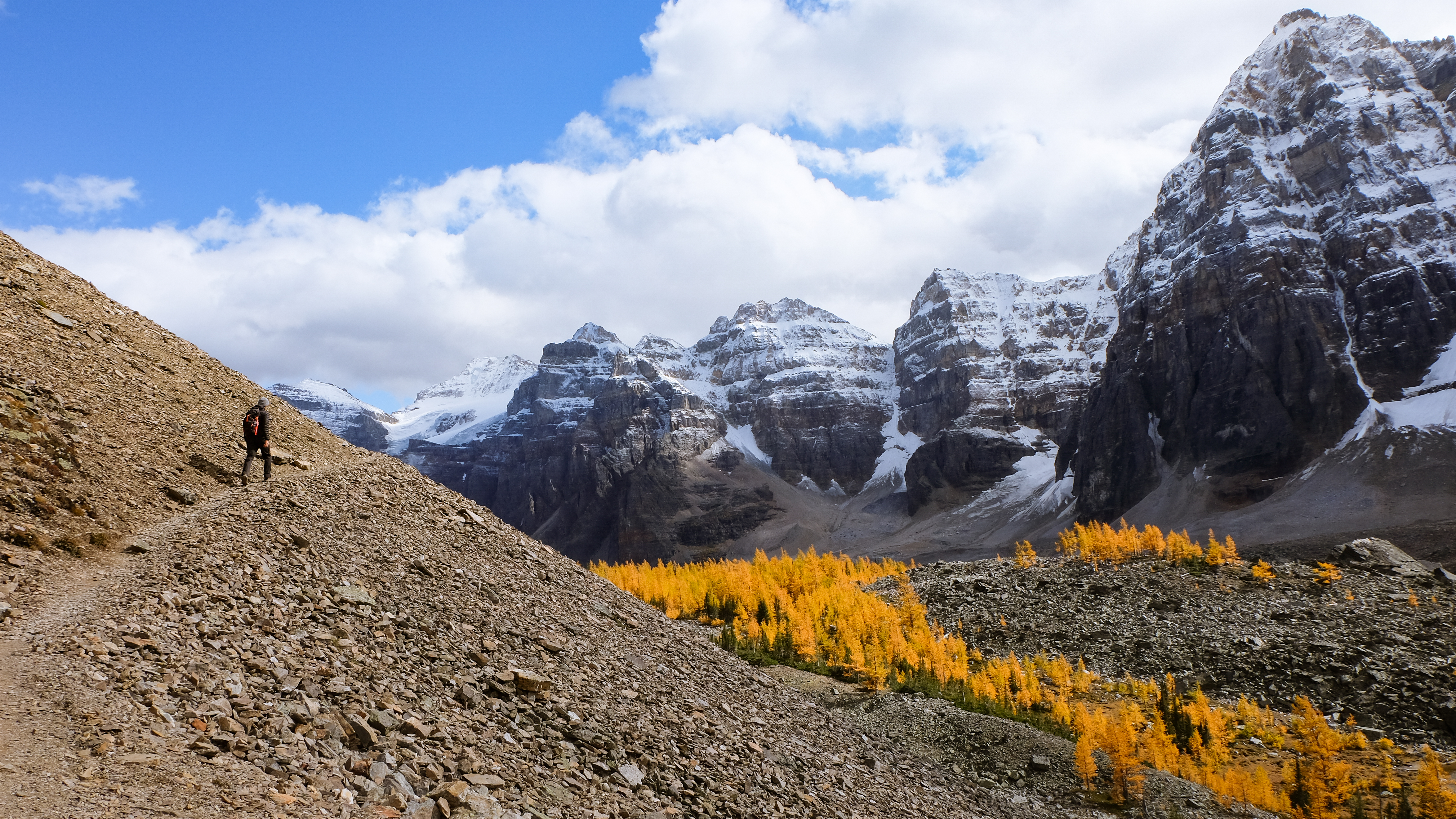Eiffel Lake Trail, Banff Nat'l Park
