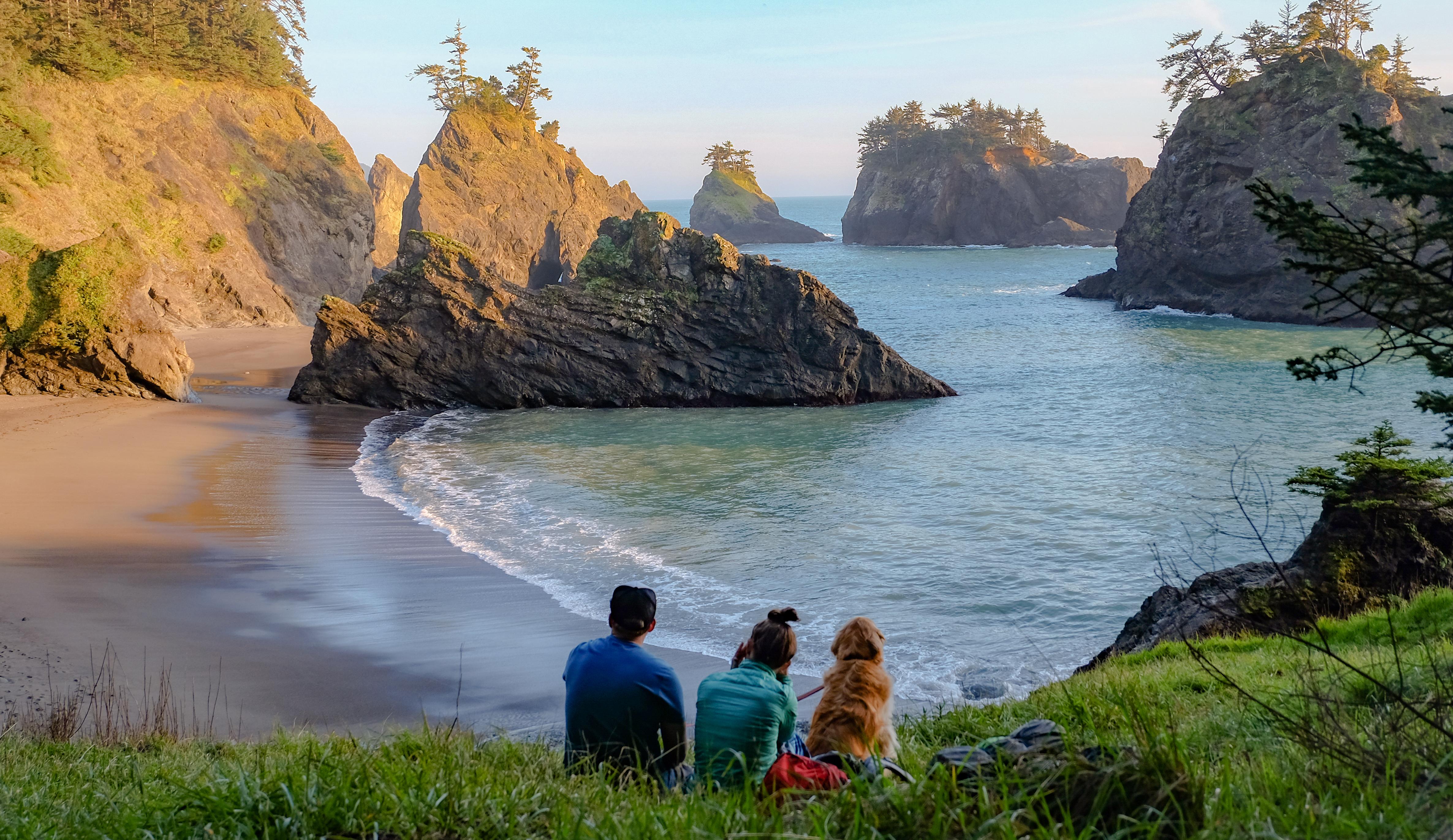 Secret Beach, OR