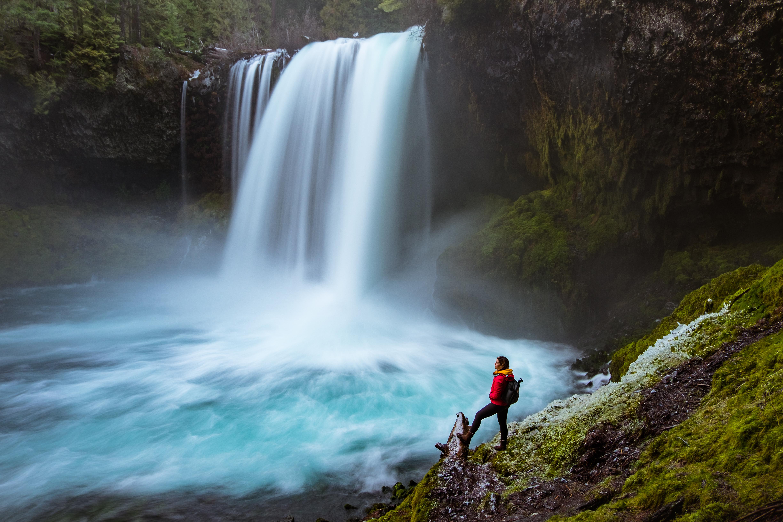 Koosah Falls, OR