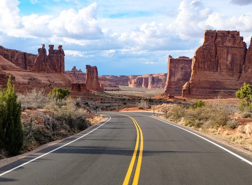 A road trip packing list to be prepared af on the road