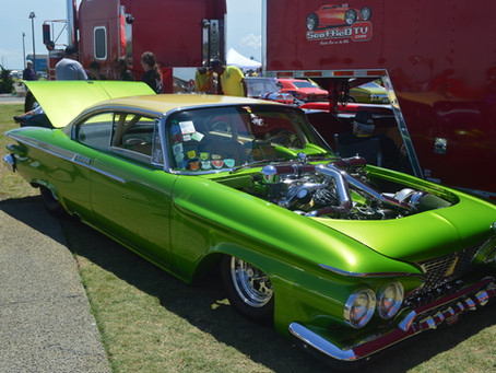 The Week Hot Rods Ruled the OBX!