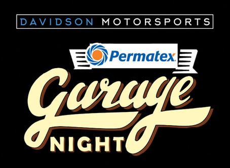 Permatex Garage Night