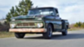 1962 C10 Rat Rod