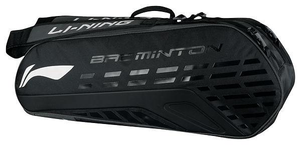 Badminton Bag - Zoom 2 rums Black.JPG