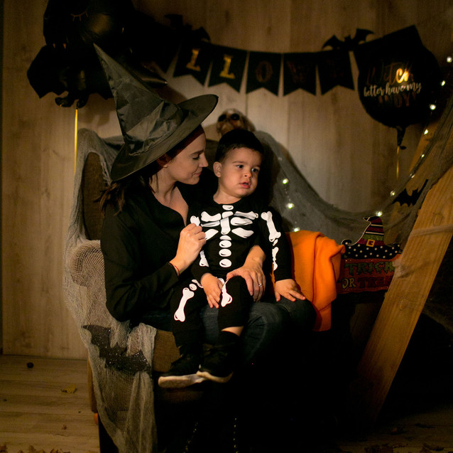 Sedinte foto de halloween
