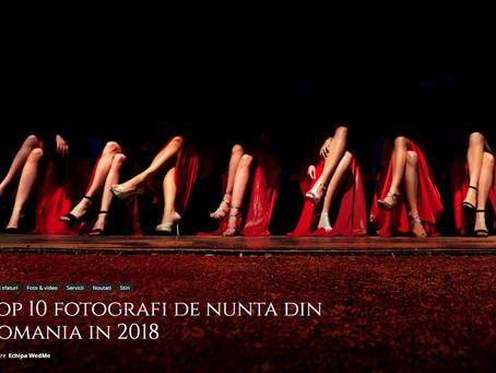 Top 10 fotografi de nunta din Romania in 2018 (George Stan,Constanta,locul 8)!