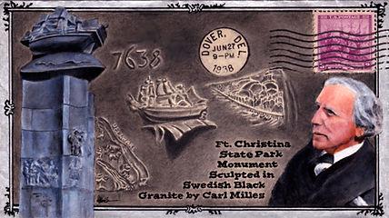 1938FtChristinaMonument.jpg