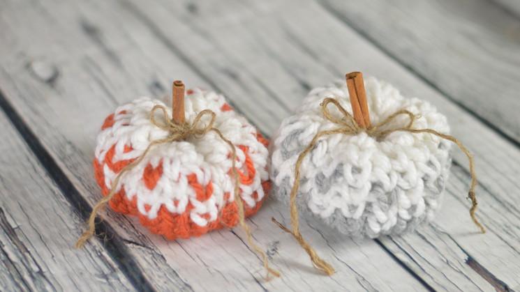 Faded Pumpkin