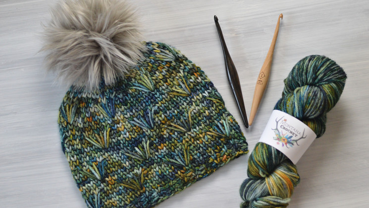 Montana Crochet Yarn Review, Collab & Giveaway!