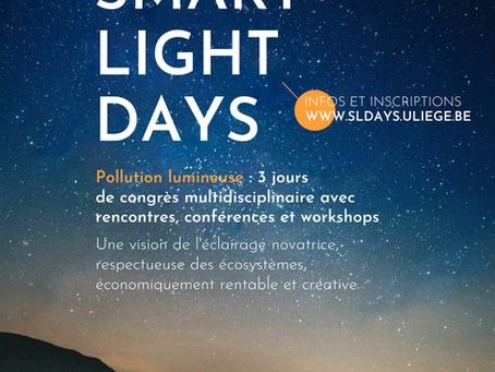 Smart Light Days octobre 6 - 8 octobre 2021: Gratuit
