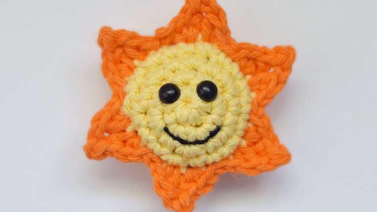 Sunshine Amigurumi