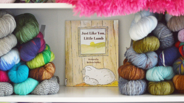 """""""Just Like You, Little Lamb"""" Review and GIVEAWAY"""