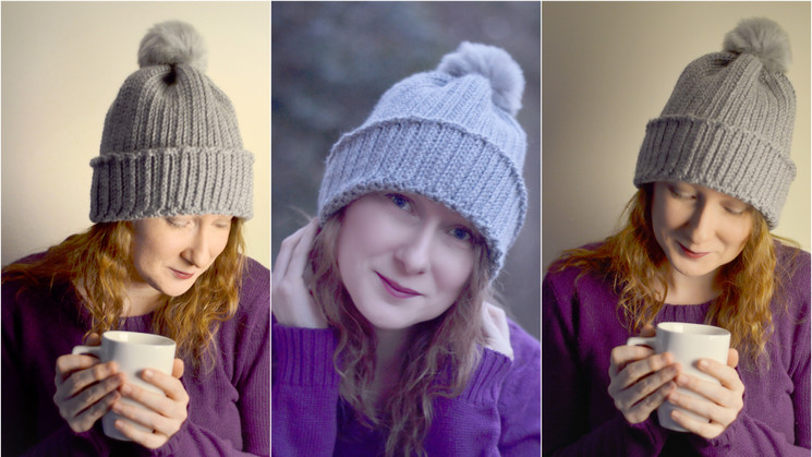 Knit Imposter Beanie