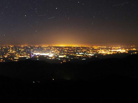 La pollution lumineuse – qu'est-ce que c'est ?