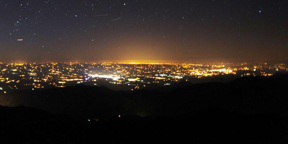 Saulnes (FR) - Balade de sensibilisation à la pollution lumineuse et à son impact sur l'environnement