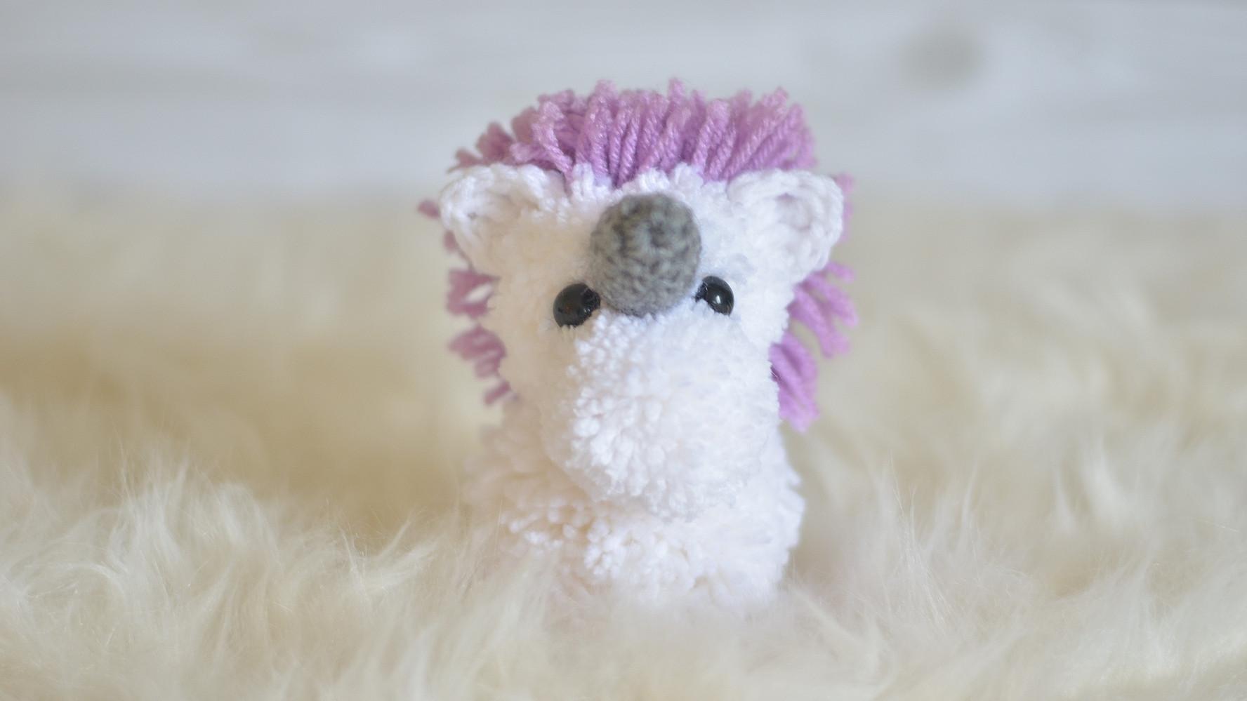 Puffball The Unicorn