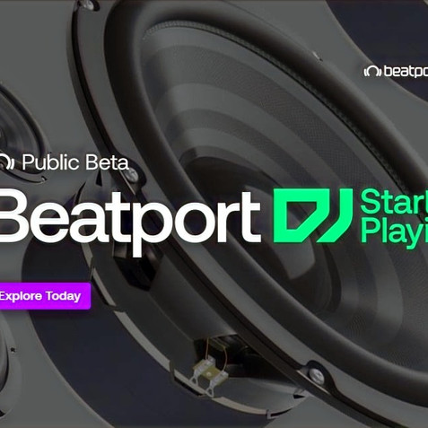 Ήρθε το νέο Beatport DJ beta, το οποίο επιτρέπει να μιξάρεις Tracks στο Internet