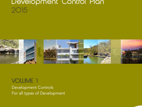 Development Control Plans (DCPs)