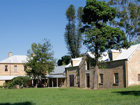 Developing a heritage property in NSW
