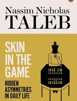 Book review - Skin in the Game by Nassim Taleb