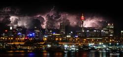 Lightning - Sydney City