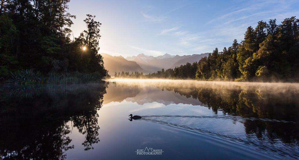 Lake Matheson (2)