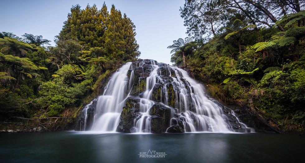 Owharoa Falls - Karangahake (1)
