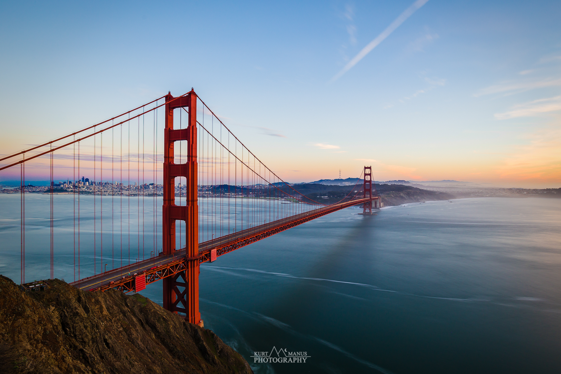Golden Gate Bridge - San Francisco (1)