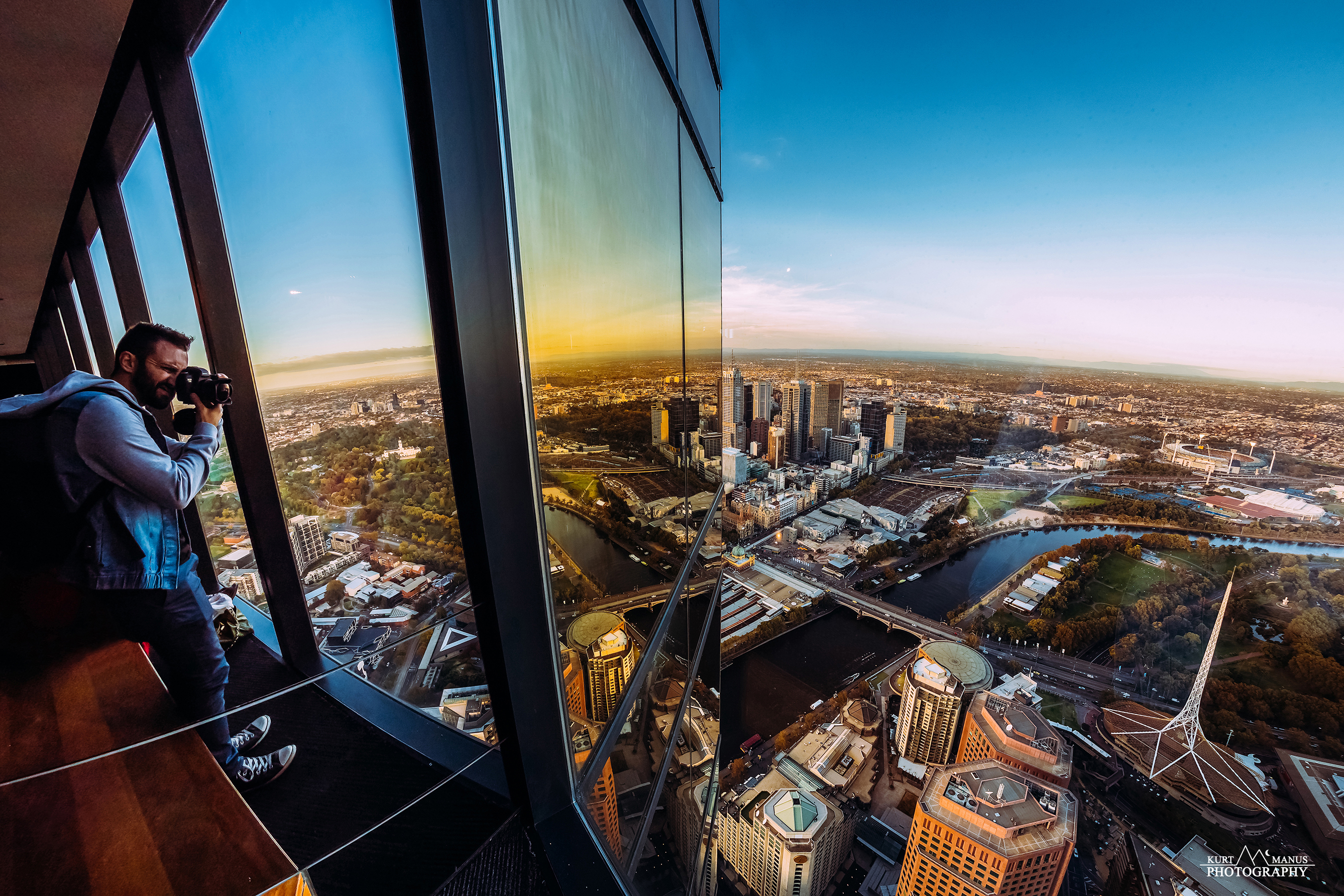 Eureka Tower - Melbourne (1)