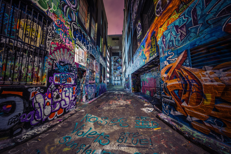 Alleyway - Melbourne
