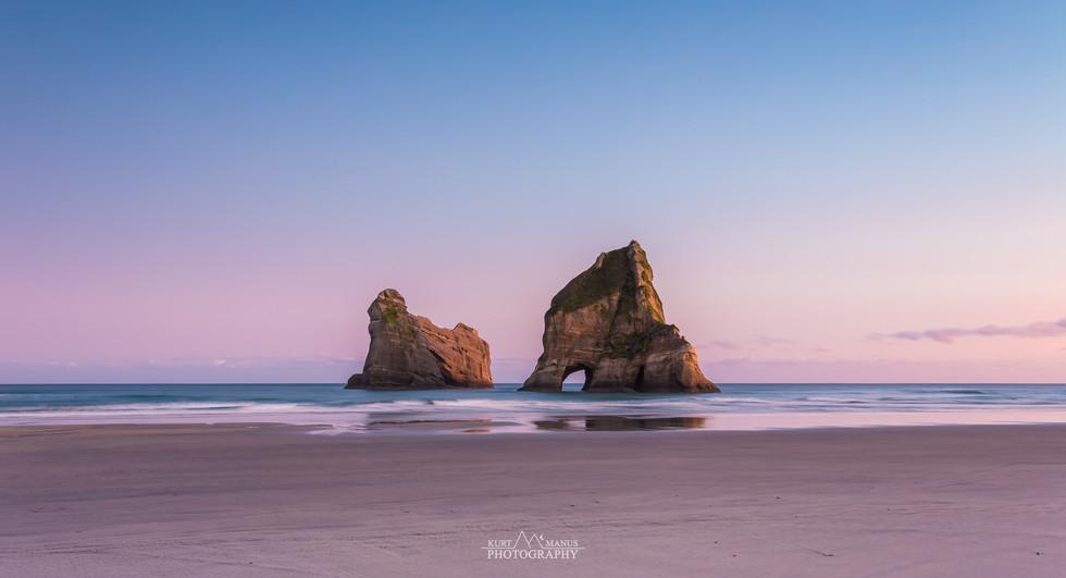 Wharariki Beach - Puponga