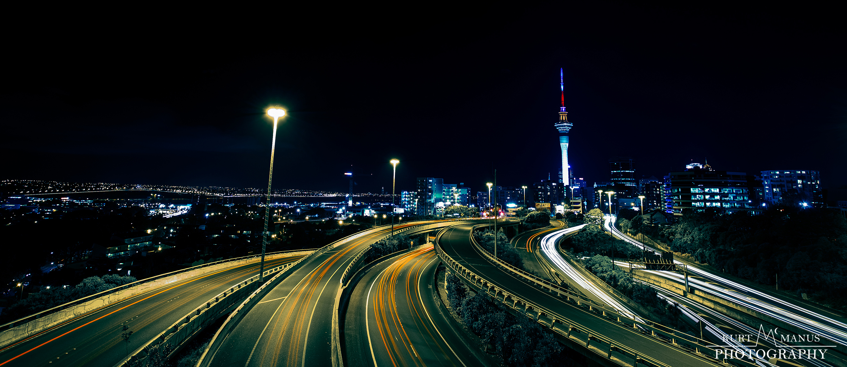 Motorway - Auckland