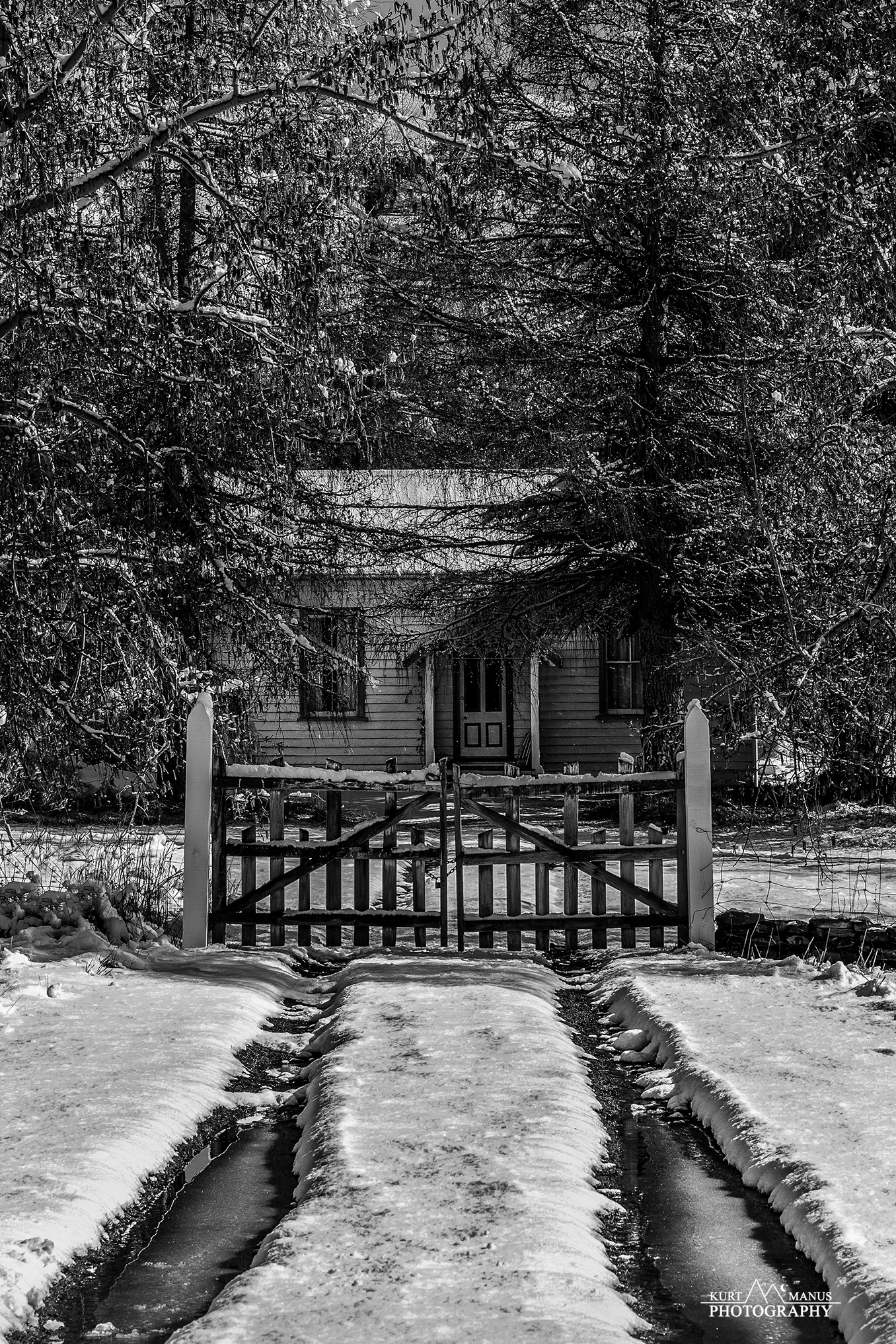 Old Home - Tekapo