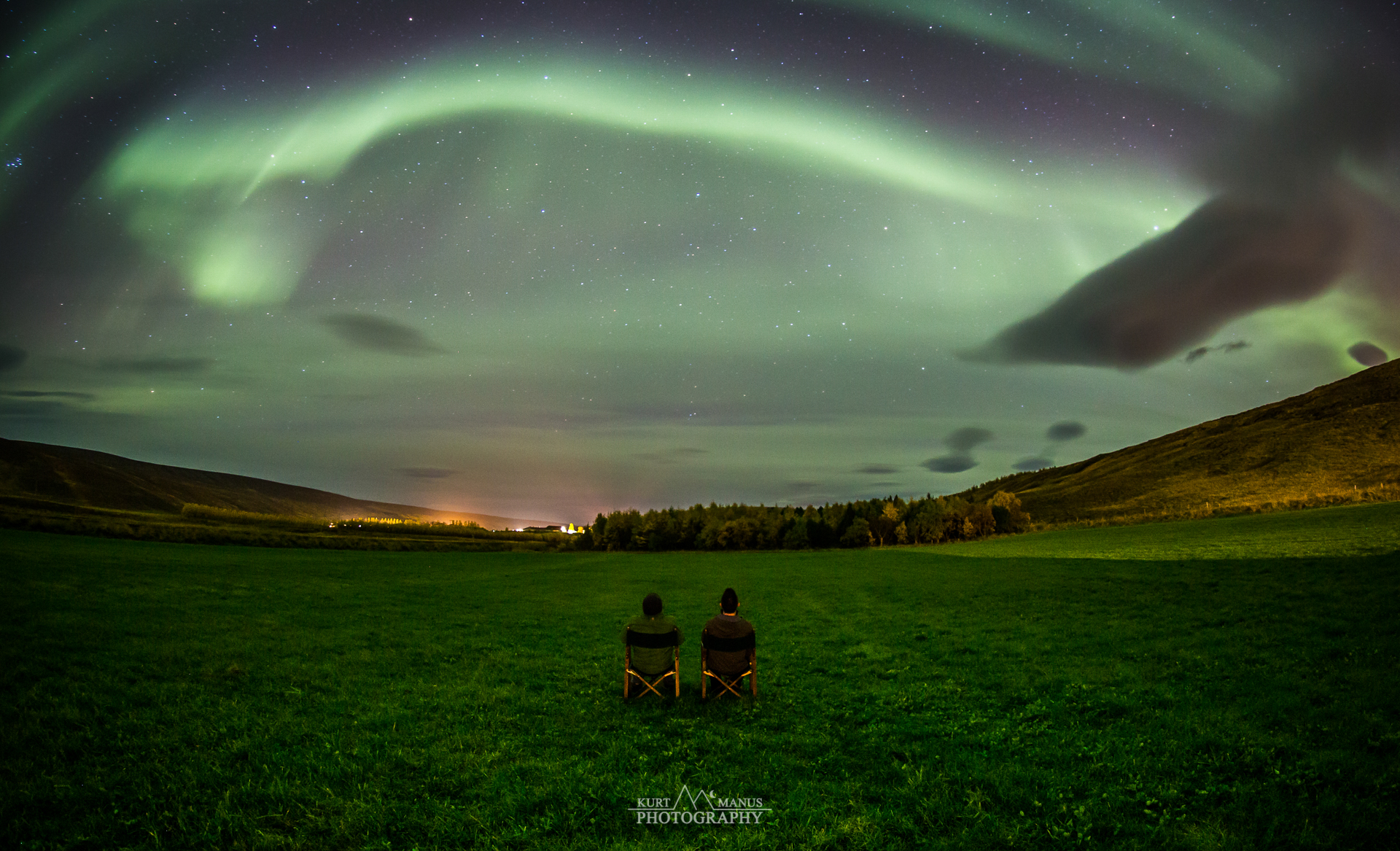Northern Lights - Iceland (1)