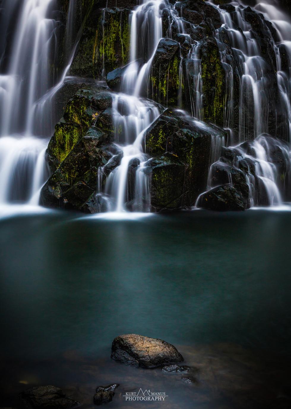 Owharoa Falls - Karangahake (2)