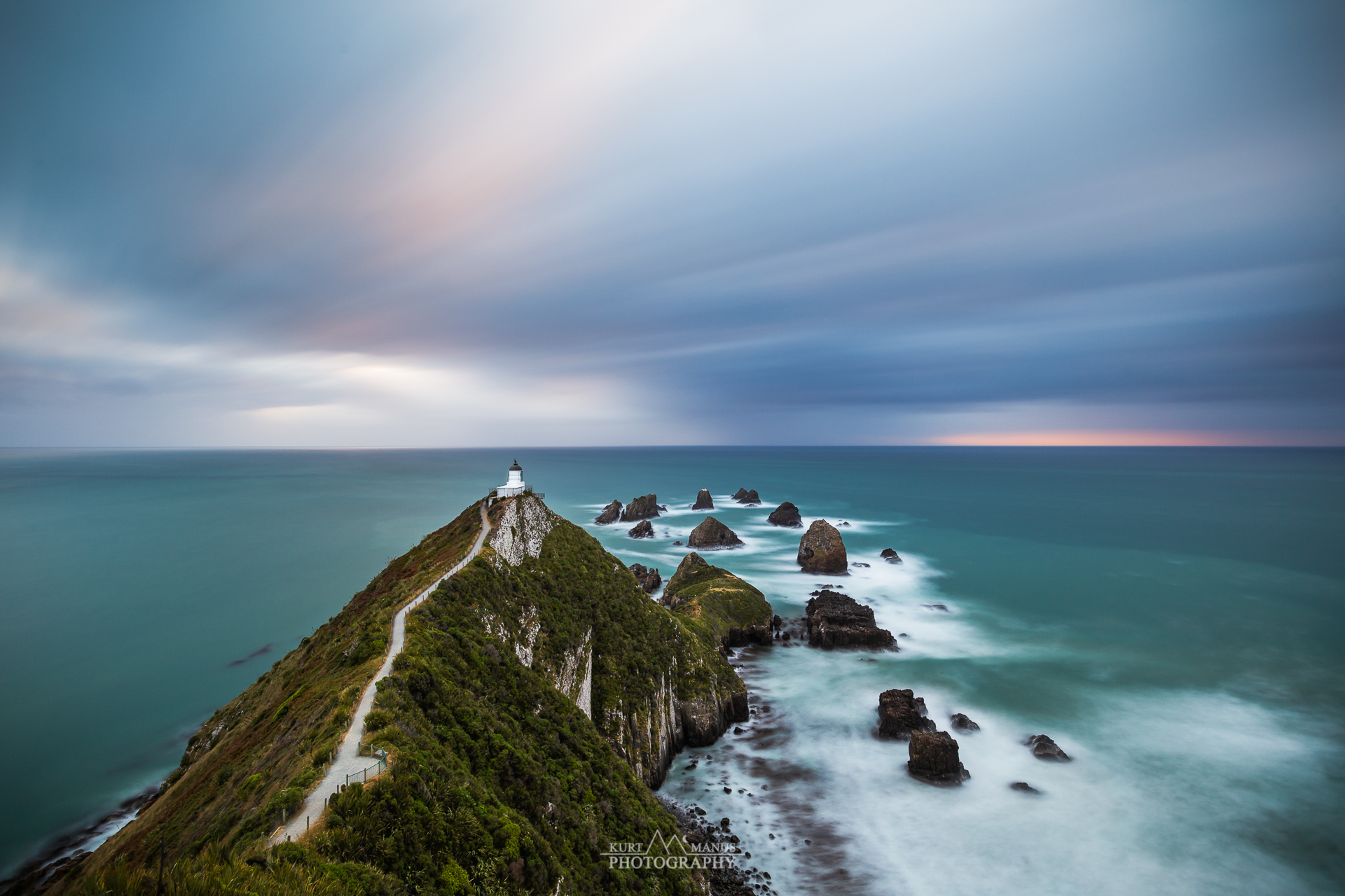 Nugget Point - The Catlins
