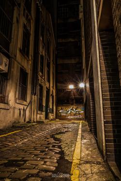 King St Alley - Sydney