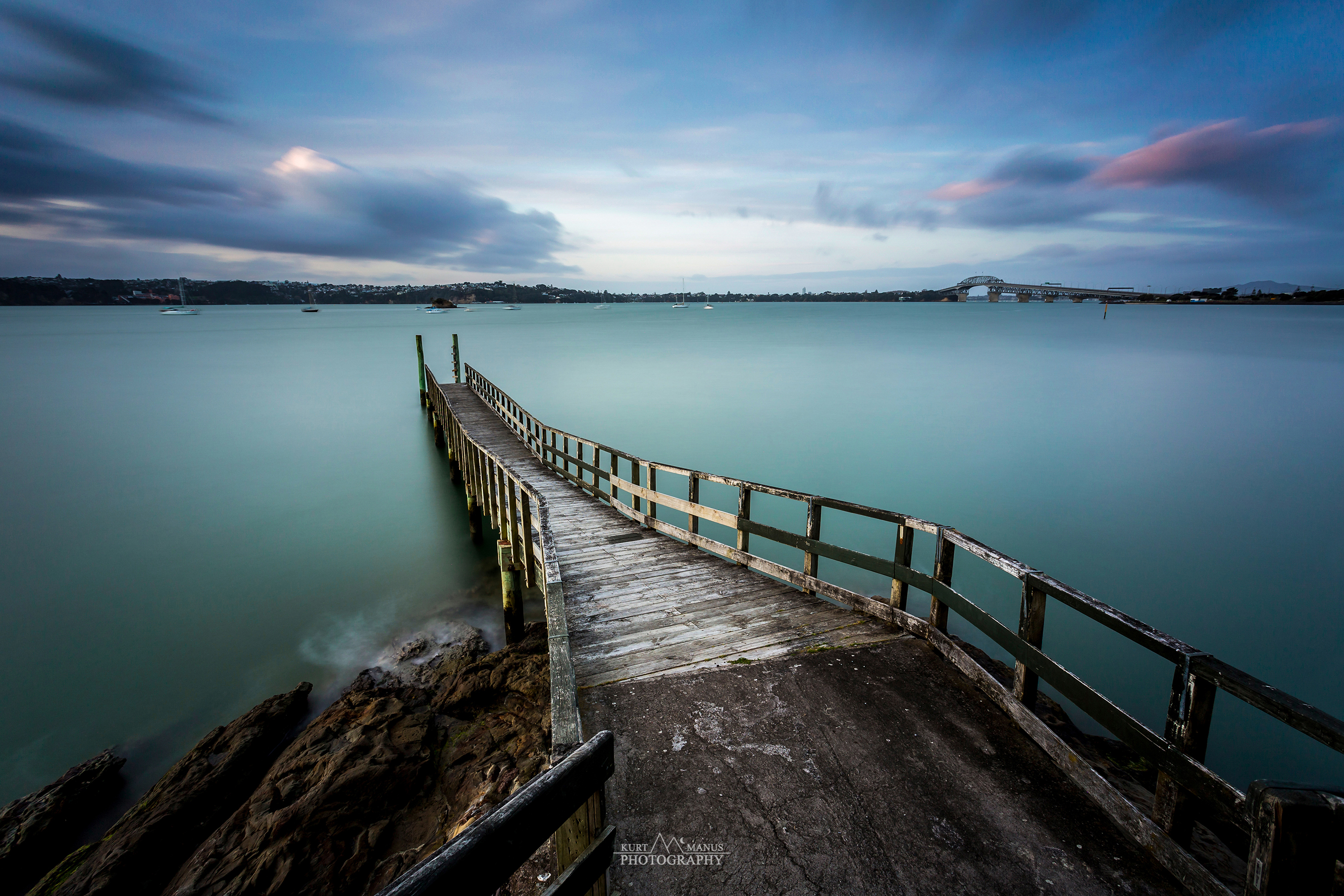 Ponsonby Wharf - Auckland