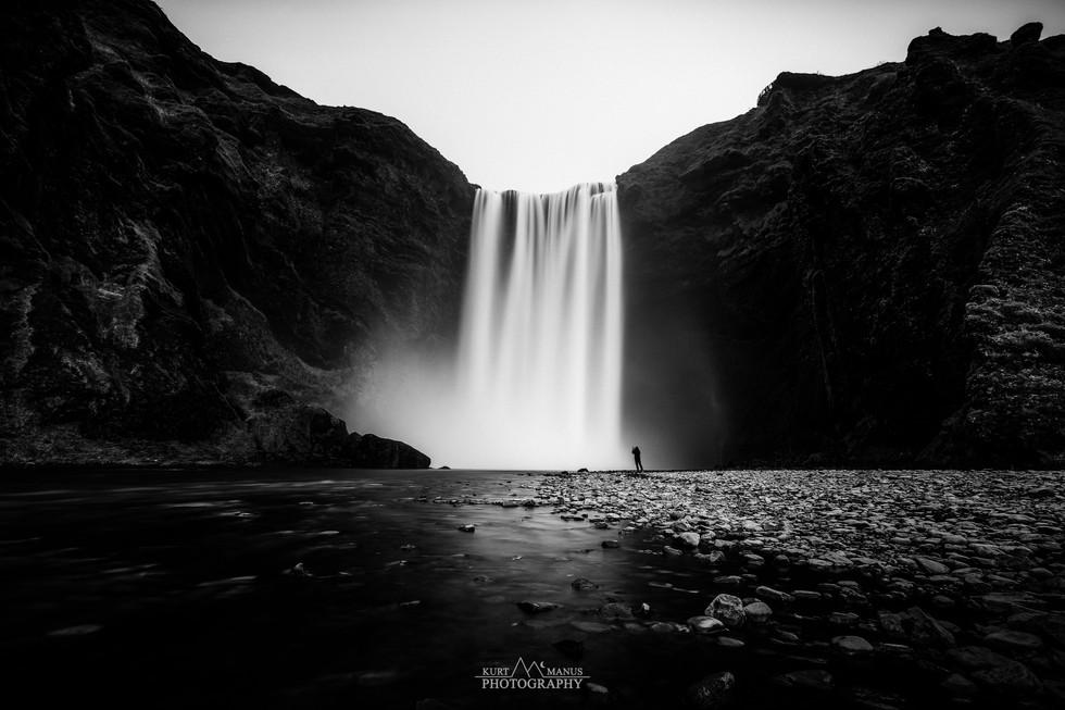 Skogafoss Waterfall - Iceland