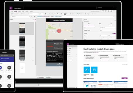 Power apps: crie facilmente aplicativos de nível profissional