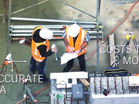 Captura da Realidade na Construção Civil