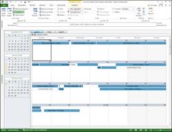 Project - Filtered Calendar