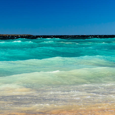 Colorful Waves - Bob Brown